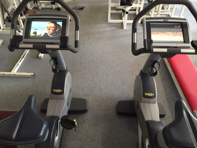 tv bikes